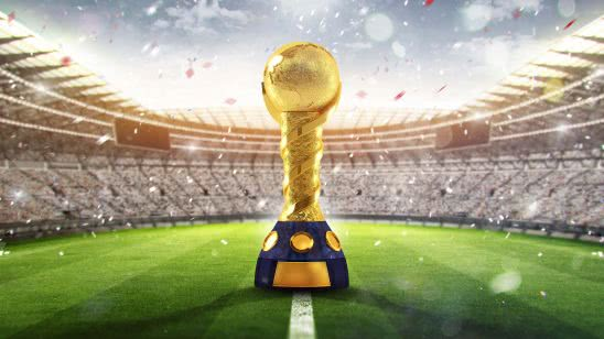 fifa world cup 2018 russia golden trophy uhd 8k wallpaper