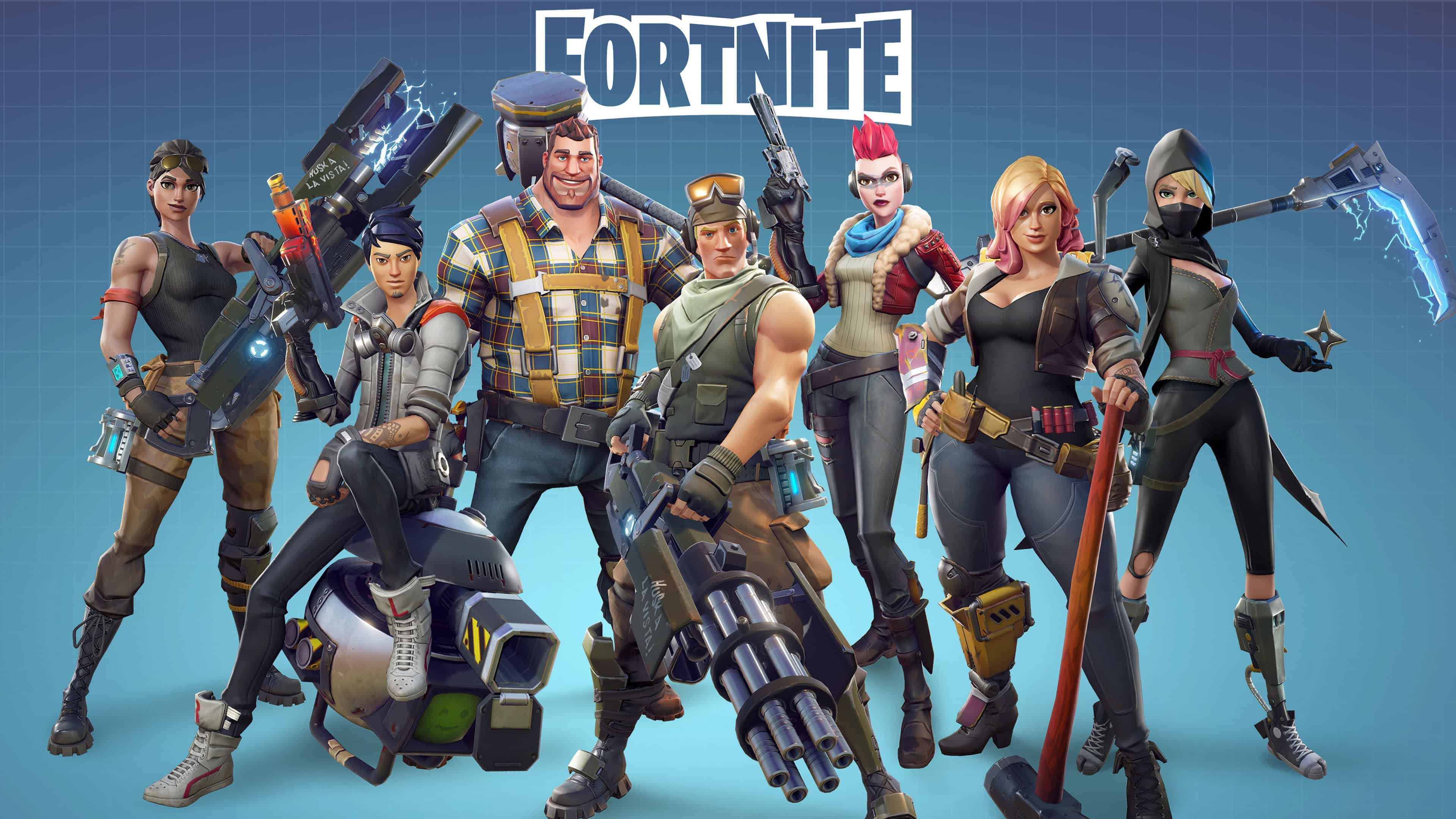 Fortnite Uhd 4k Wallpaper Pixelz