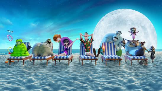hotel transylvania 3 summer vacation uhd 8k wallpaper