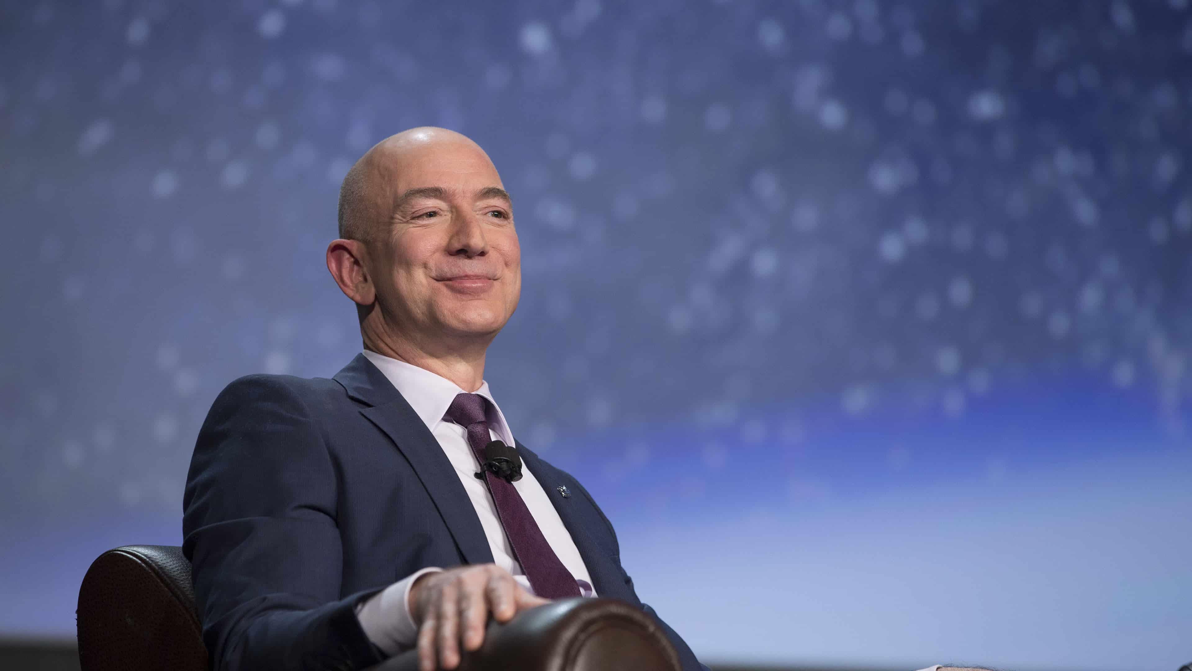 Jeff Bezos Amazon Uhd 4k Wallpaper Pixelz
