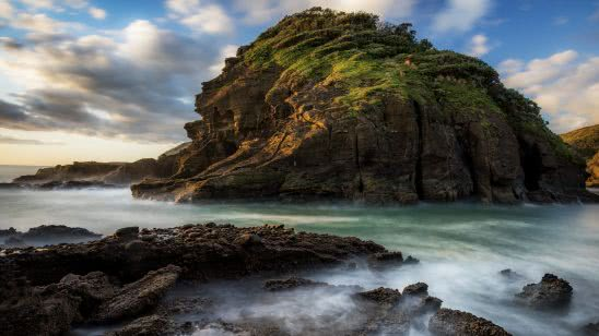 kauwahaia island auckland new zealand uhd 4k wallpaper