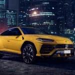 lamborghini urus yellow uhd 4k wallpaper