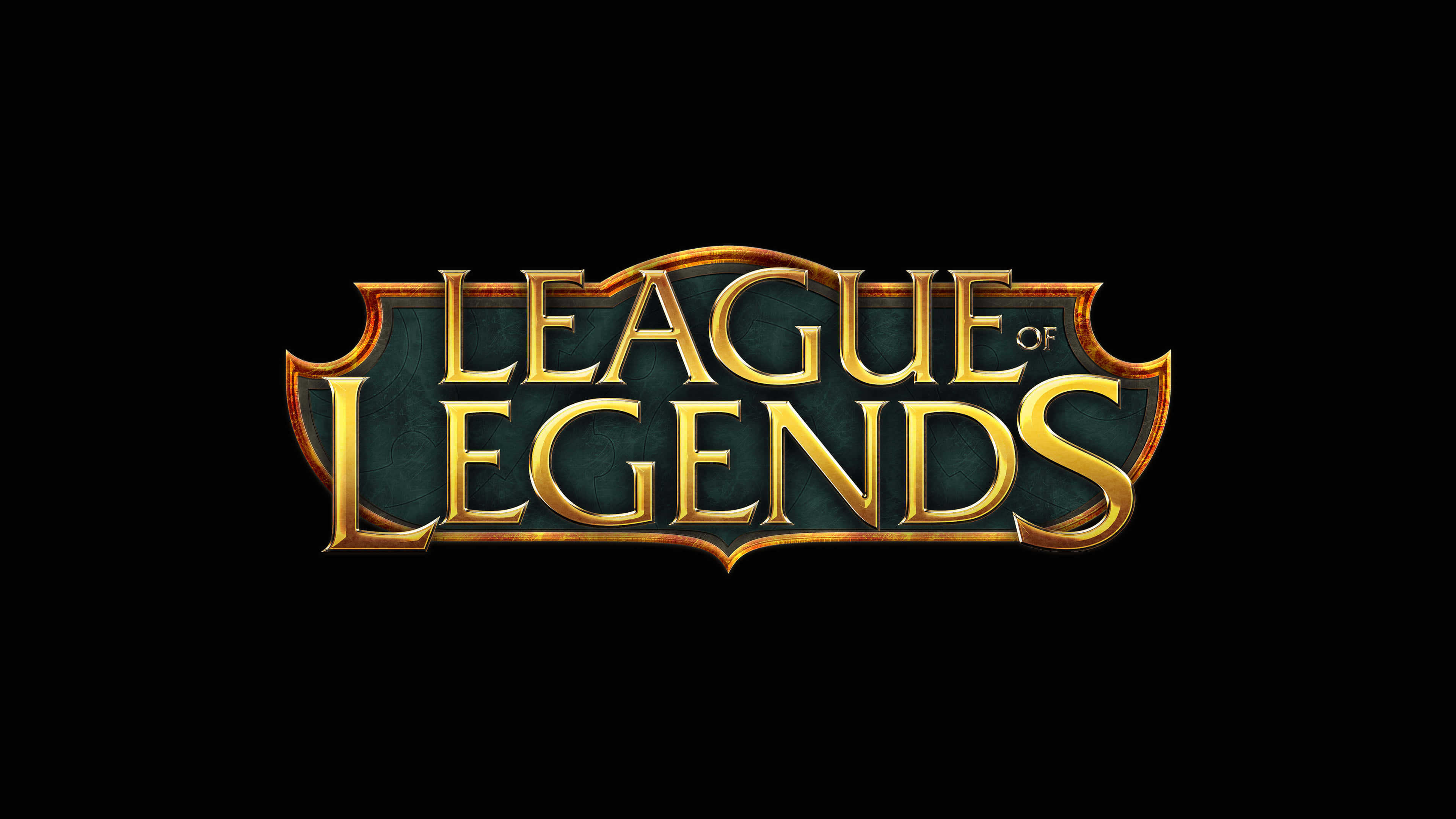 League Of Legends Logo Uhd 4k Wallpaper Pixelz
