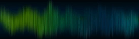 line pattern green and blue dual monitor wallpaper