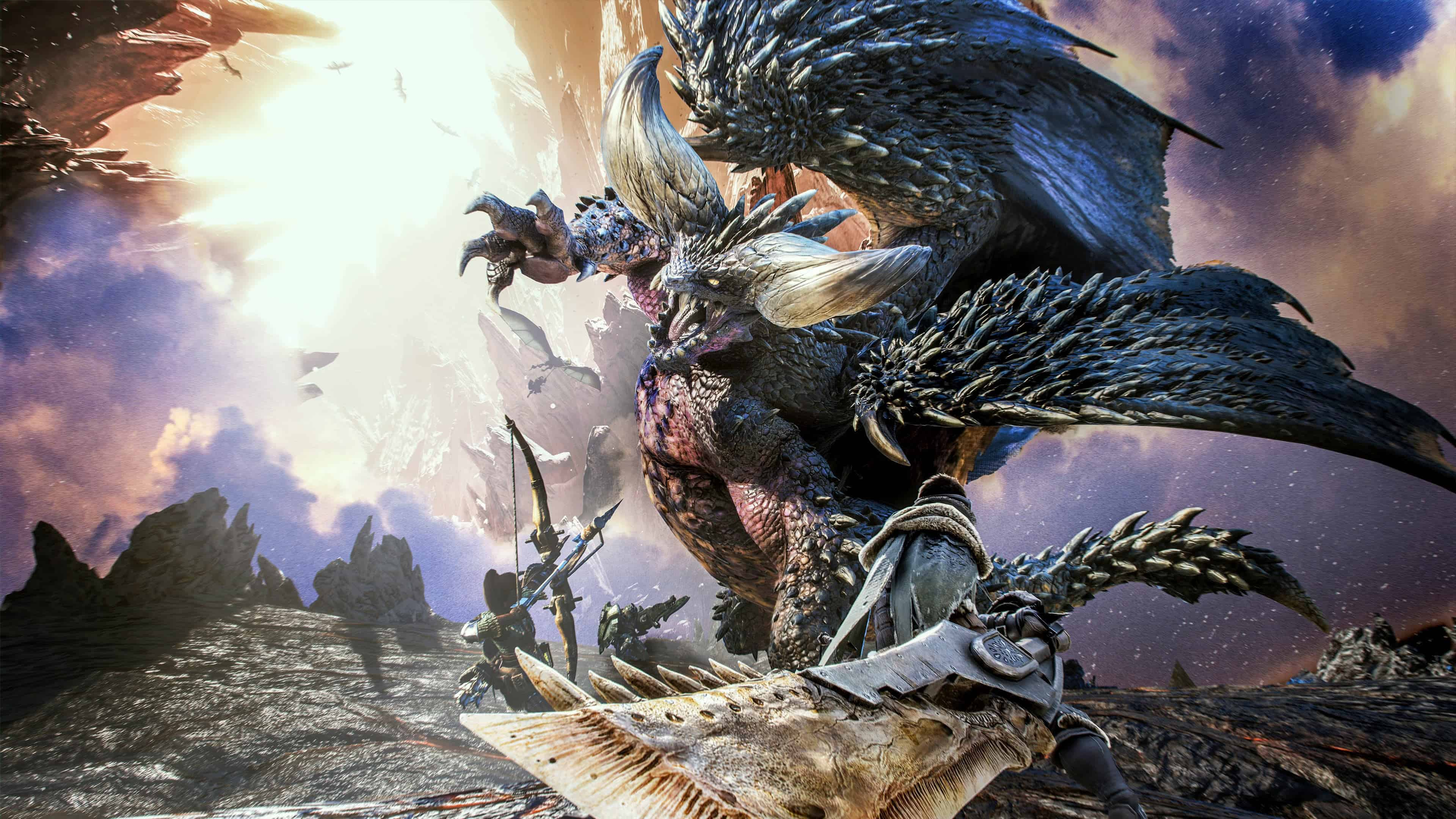 Monster Hunter World Uhd 4k Wallpaper Pixelz