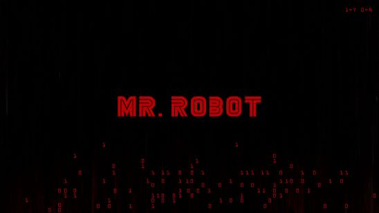 mr robot logo uhd 4k wallpaper