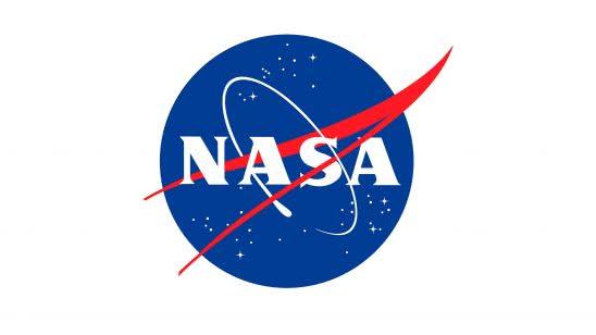 nasa logo uhd 4k wallpaper