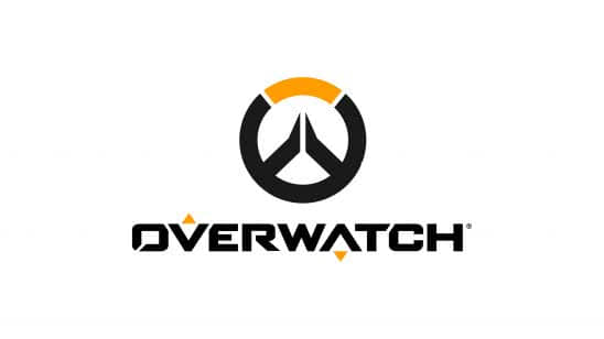 overwatch logo uhd 4k wallpaper