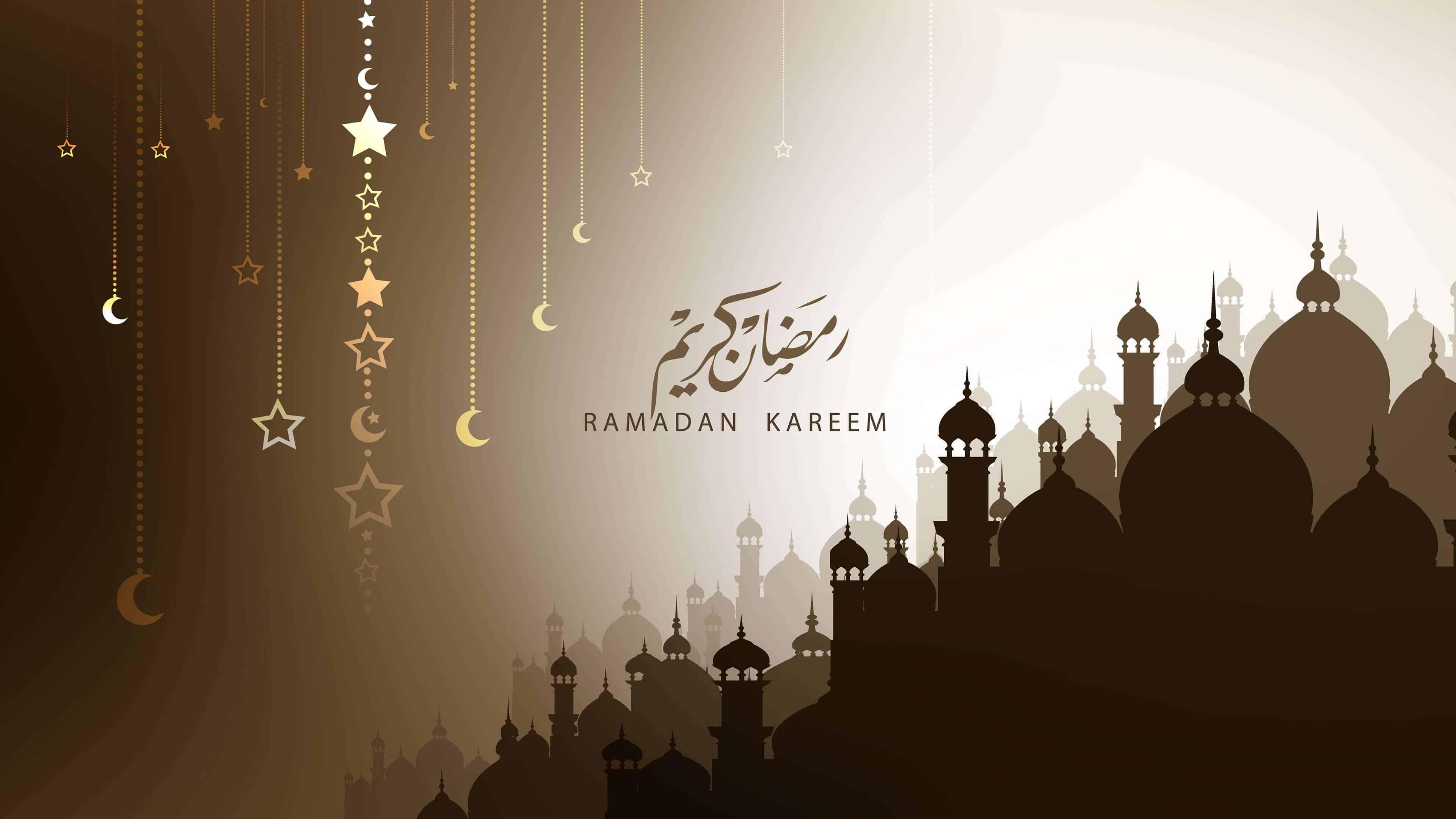 ramadan kareem uhd 4k wallpaper