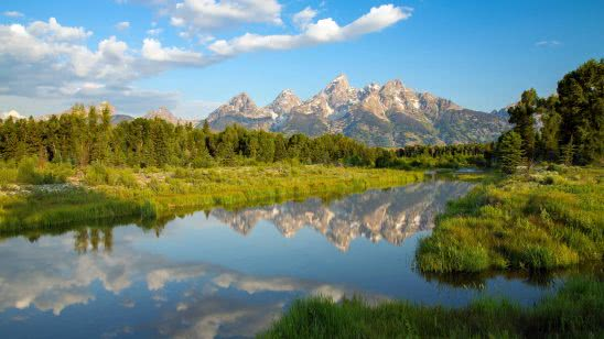 snake river grand teton national park wyoming united states uhd 4k wallpaper