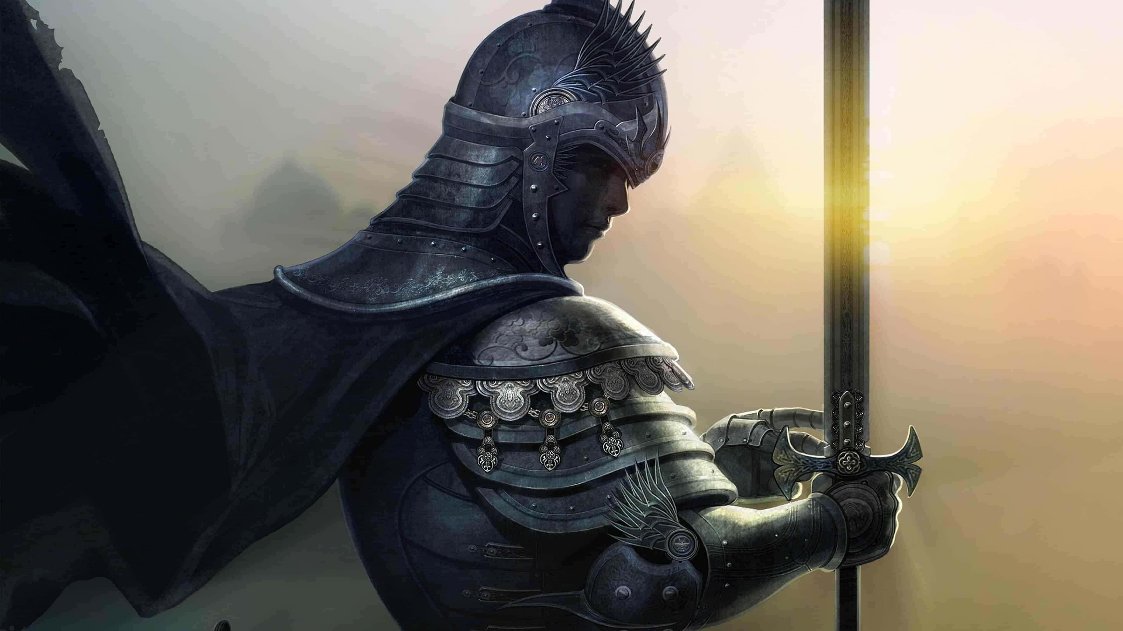 sword of the morning uhd 4k wallpaper