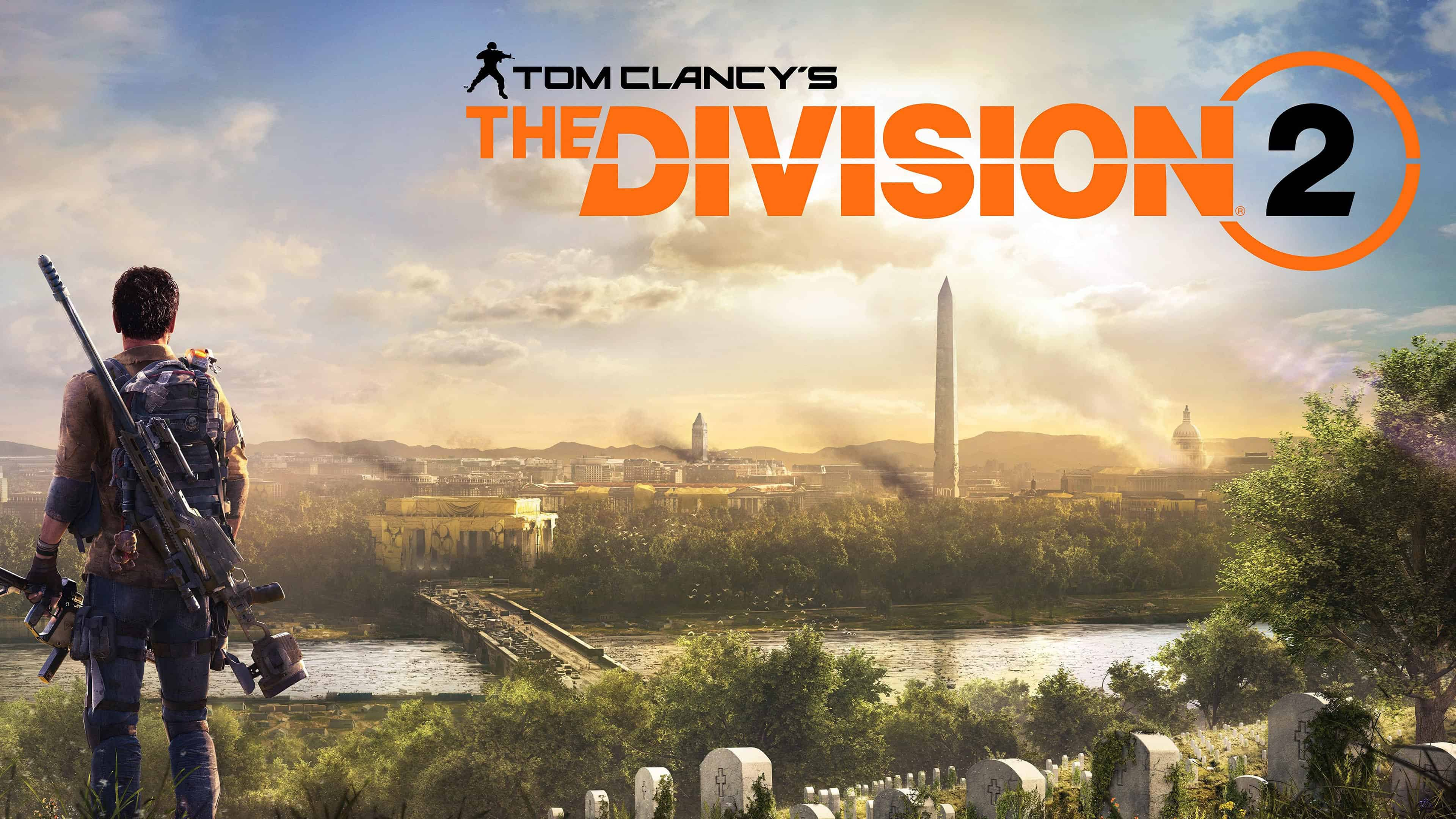 tom clancy the division 2 poster uhd 4k wallpaper