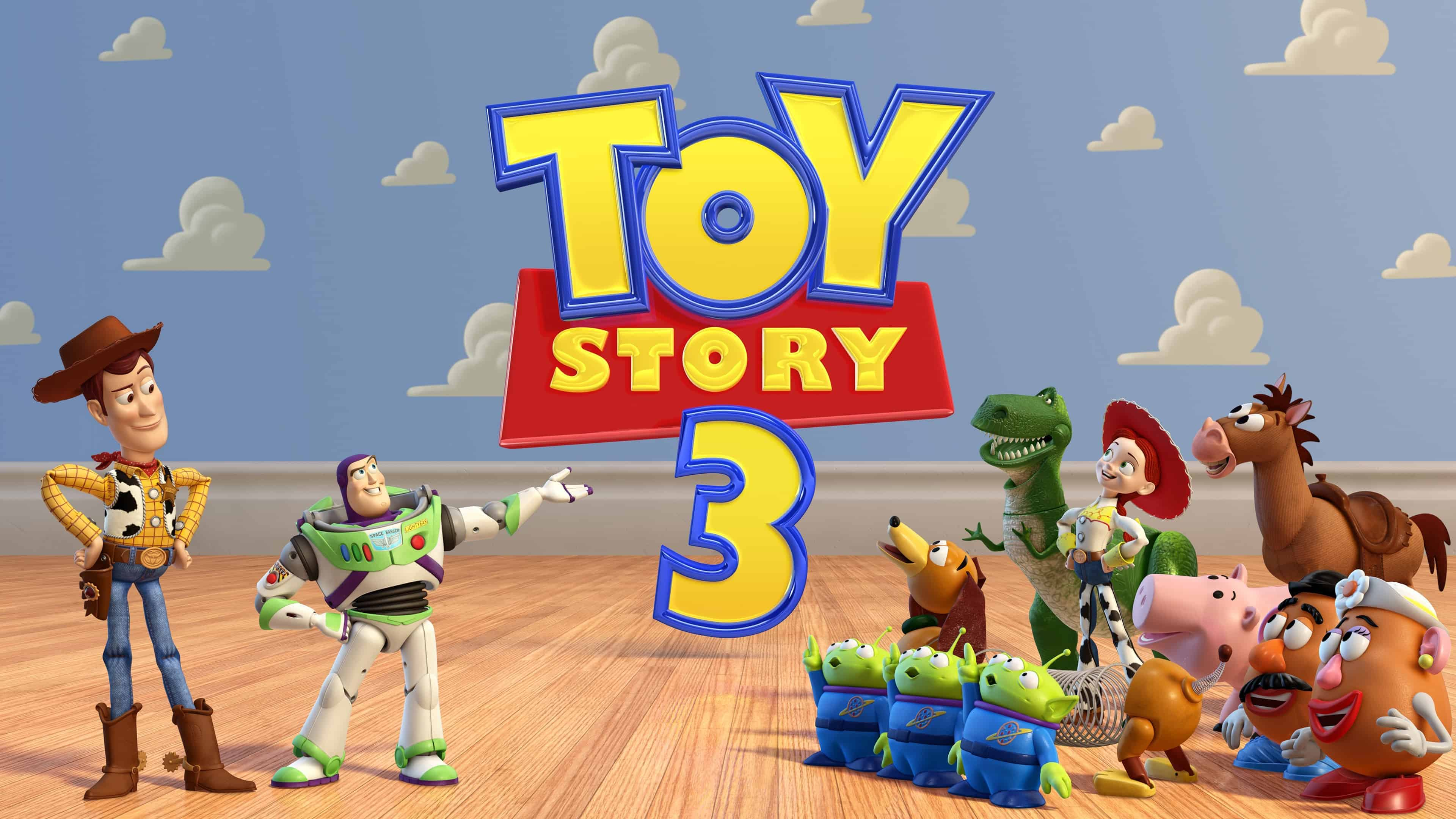 Toy Story 3 Cover Uhd 4k Wallpaper Pixelz