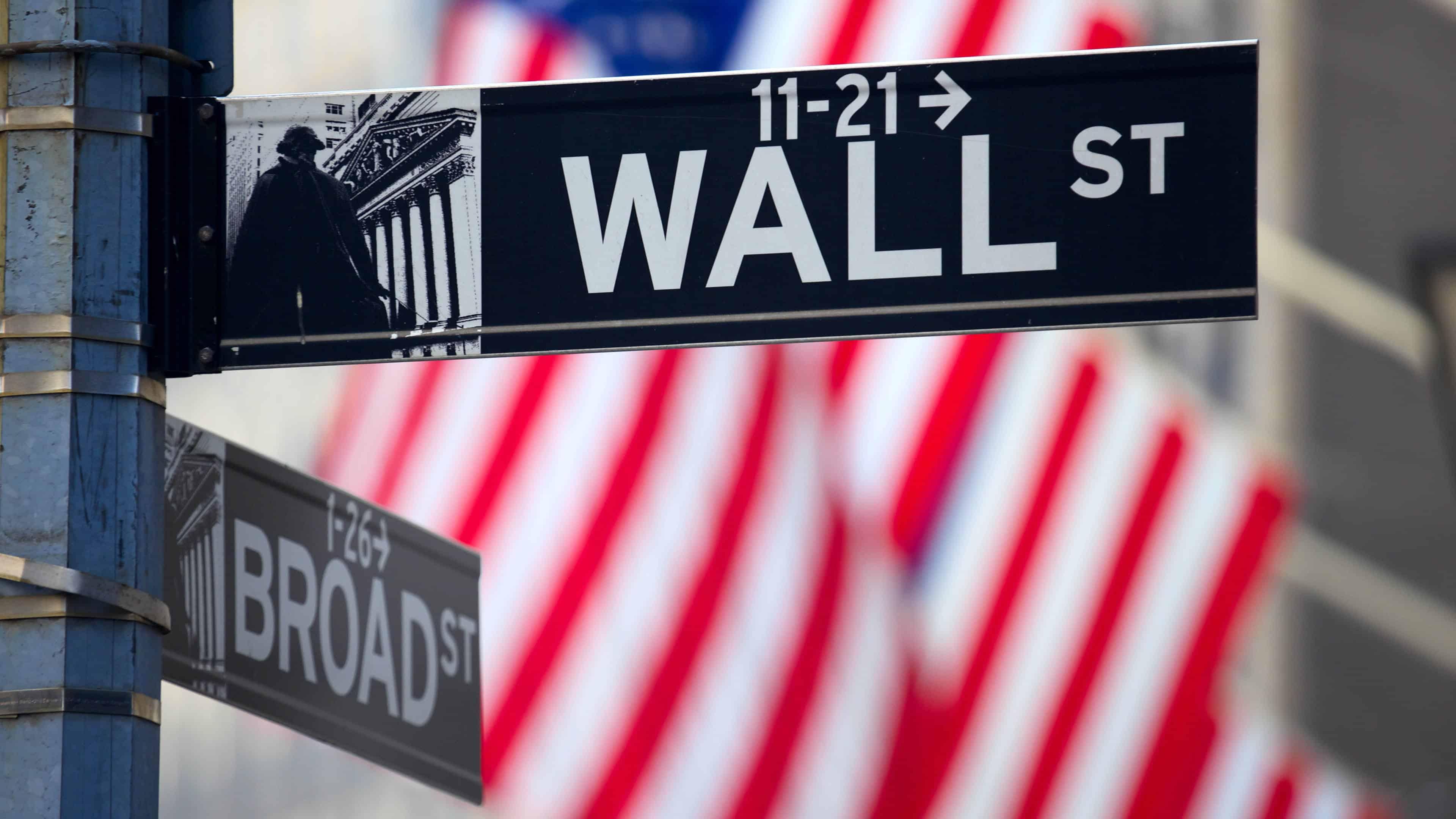 wall street sign uhd 4k wallpaper