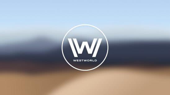 westworld logo uhd 4k wallpaper
