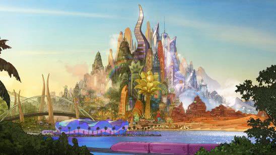 zootopia city uhd 4k wallpaper