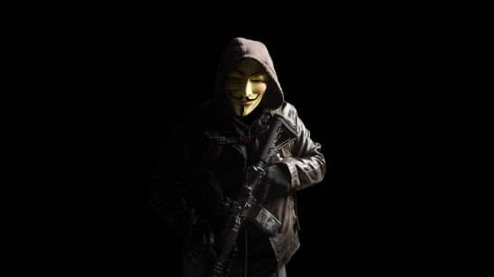 anonymous protester uhd 4k wallpaper