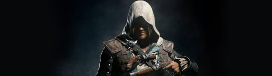 assassins creed black flag edward kenway dual monitor wallpaper