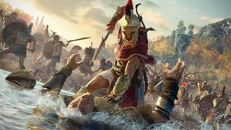 Assassins Creed Odyssey Kassandra Uhd 4k Wallpaper Pixelz