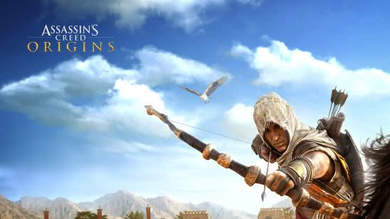 assassins creed origins bayek of siwa uhd 8k wallpaper
