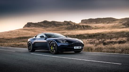 aston martin db11 amr uhd 4k wallpaper