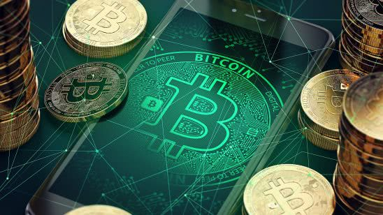 bitcoin cryptocurrency coins uhd 4k wallpaper