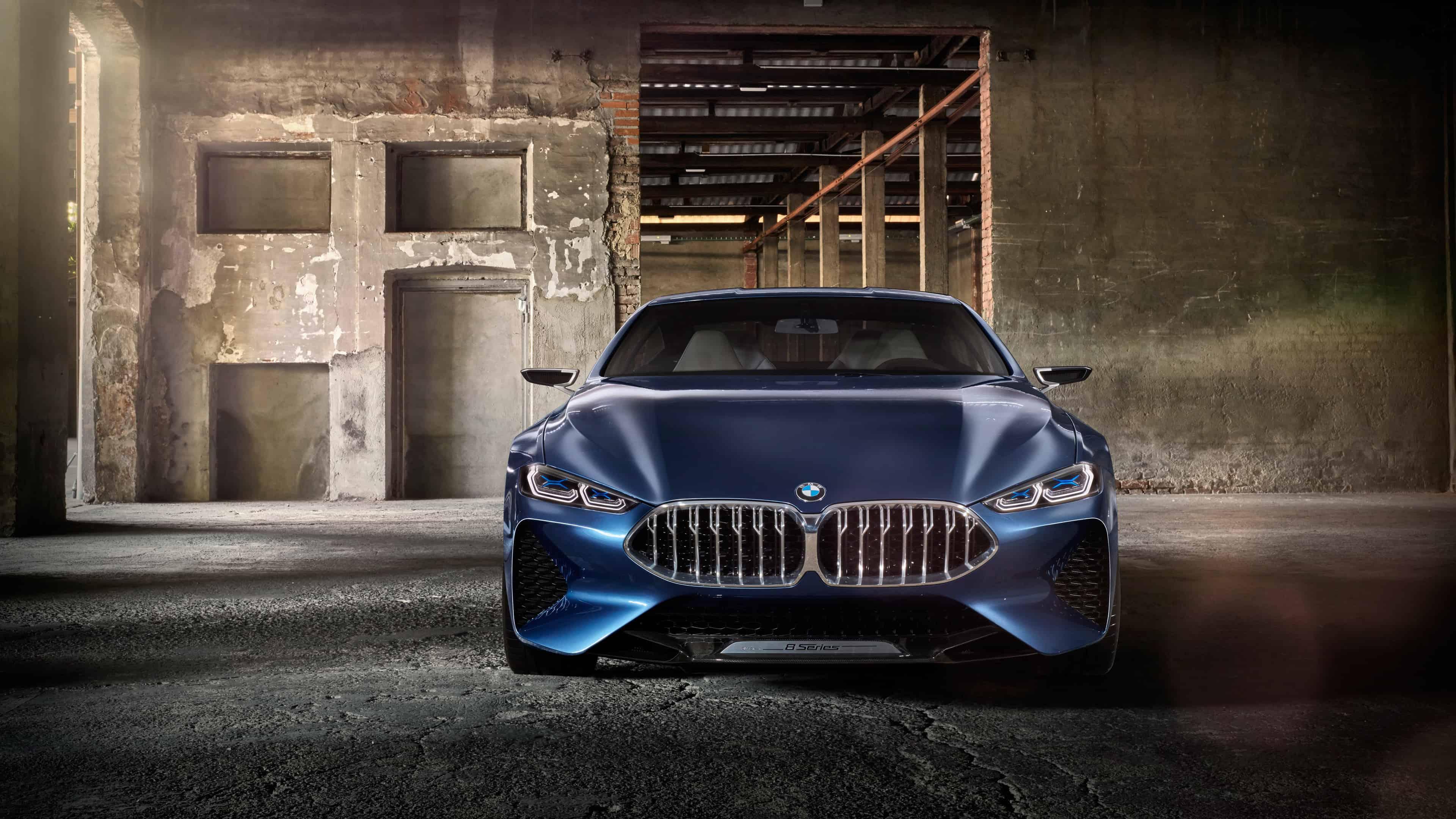 BMW 8 Series UHD 4K Wallpaper - Pixelz.cc
