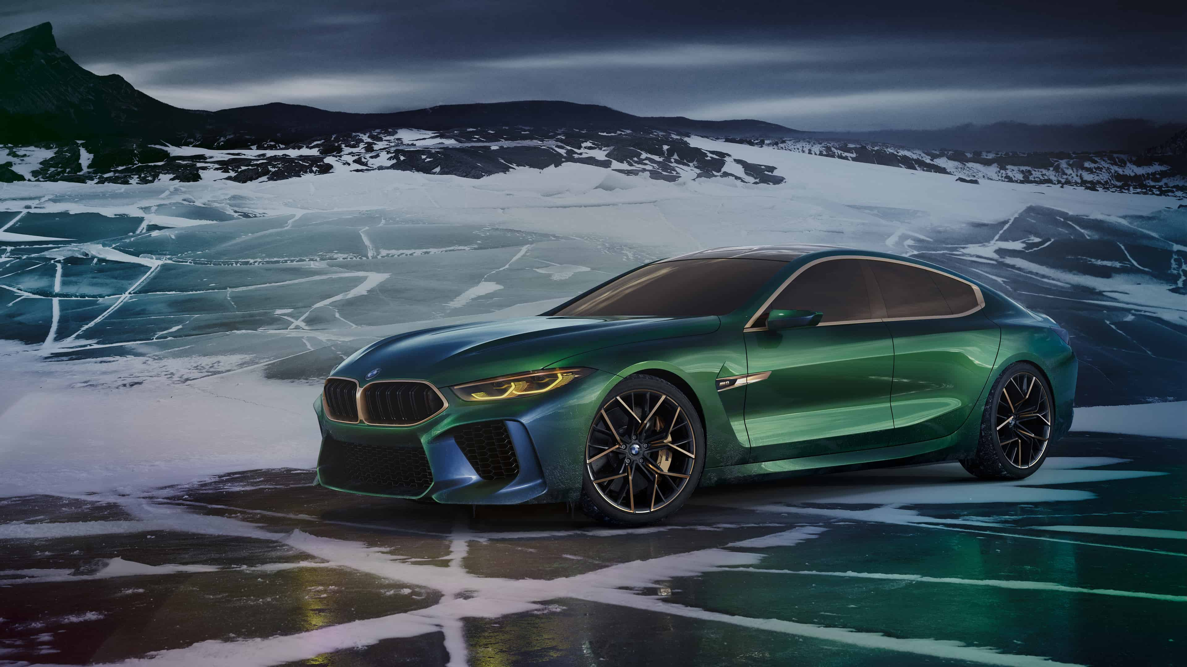 bmw concept m8 gran coupe uhd 4k wallpaper