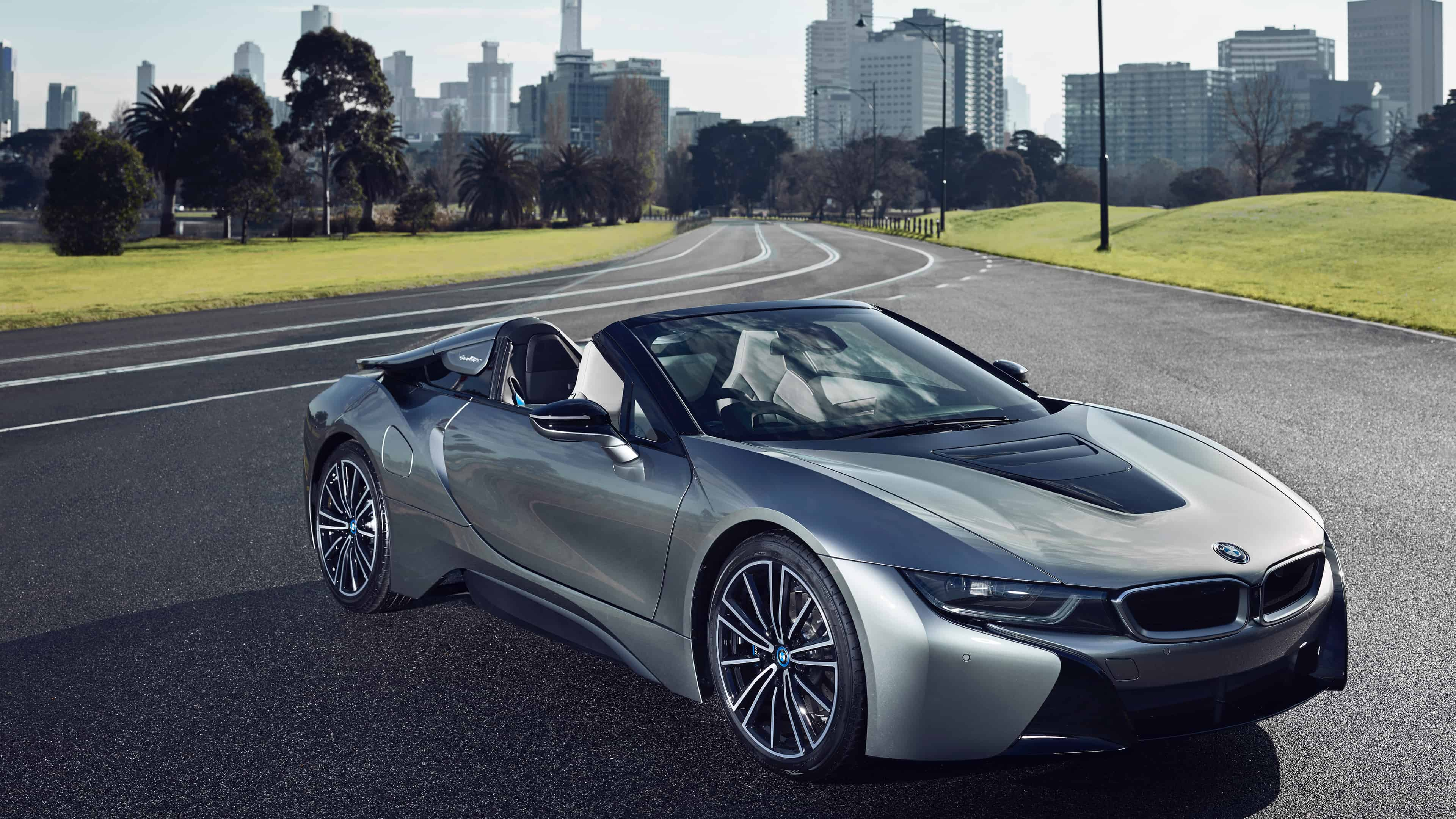 bmw i8 uhd 4k wallpaper