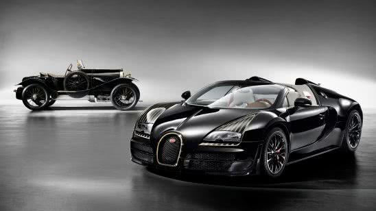 bugatti veyron black bess uhd 4k wallpaper