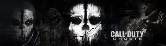 call of duty ghosts dual monitor wallpaper