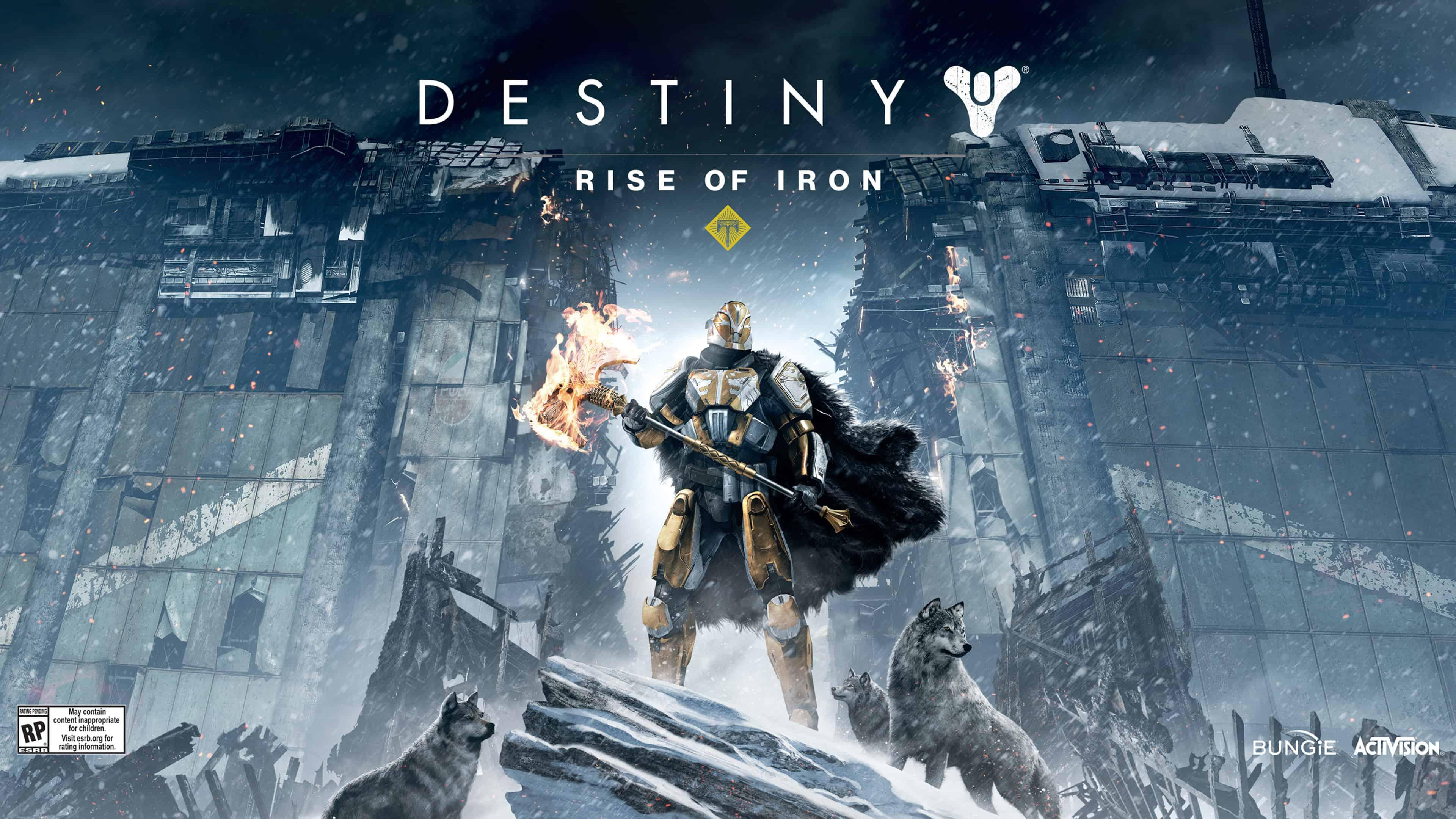 destiny rise of iron uhd 4k wallpaper