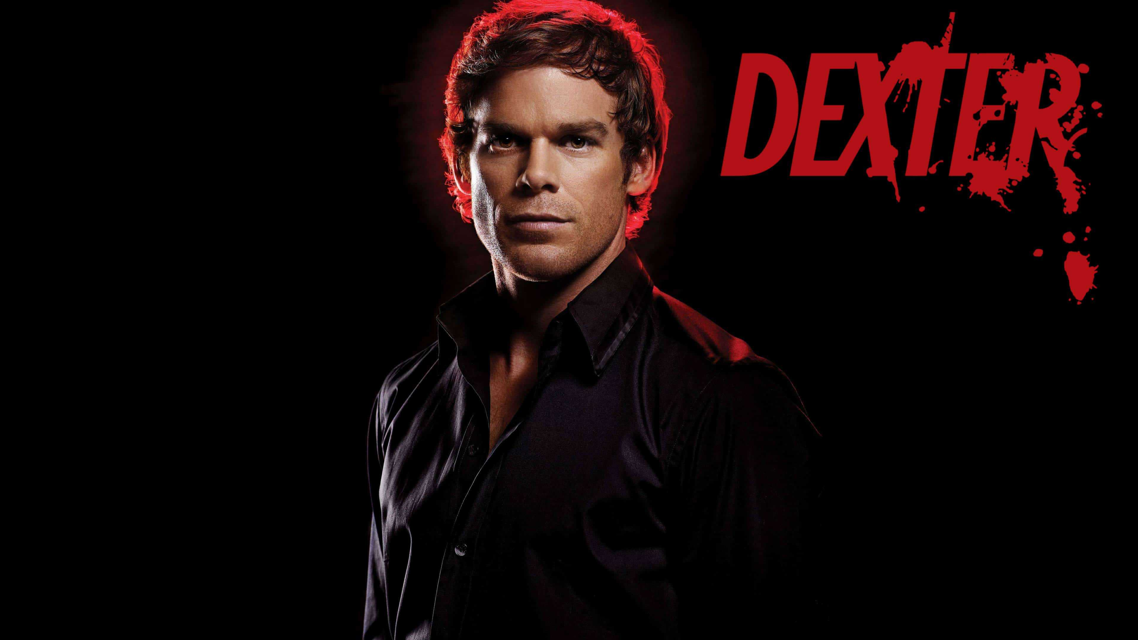 dexter morgan uhd 4k wallpaper