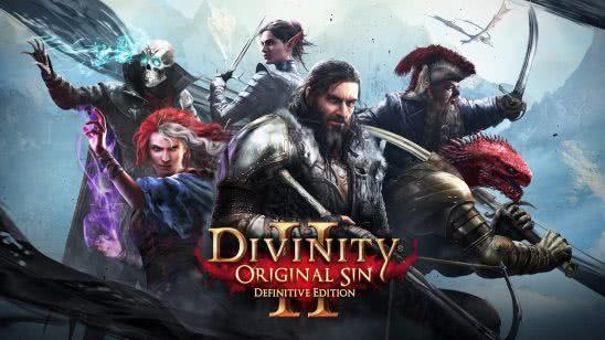 divinity original sin 2 definitive edition uhd 4k wallpaper