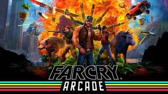 far cry 5 arcade uhd 4k wallpaper