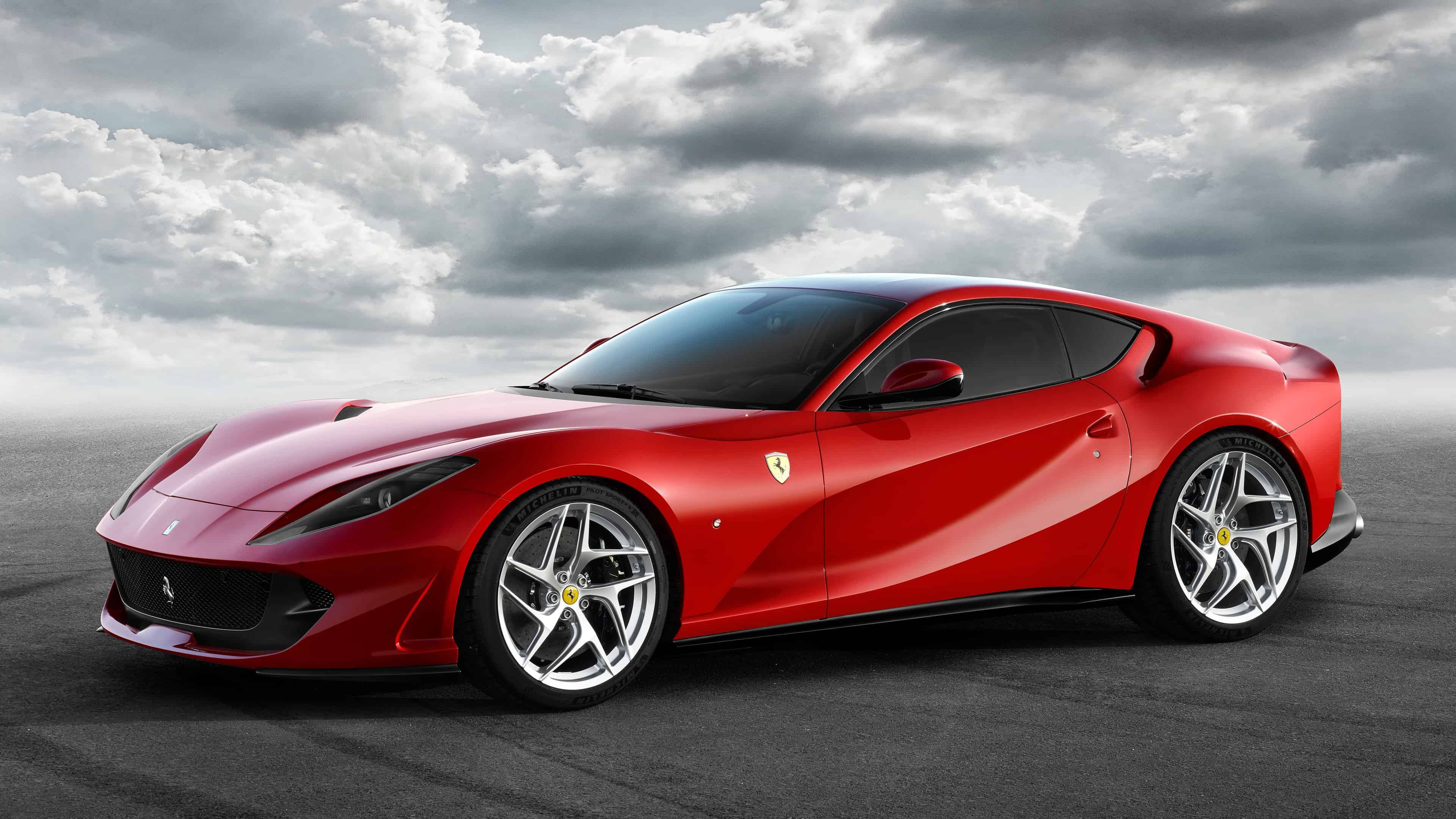 ferrari 812 superfast uhd 4k wallpaper