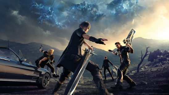 Final Fantasy Xv 4k Wallpapers: Final Fantasy UHD Wallpapers