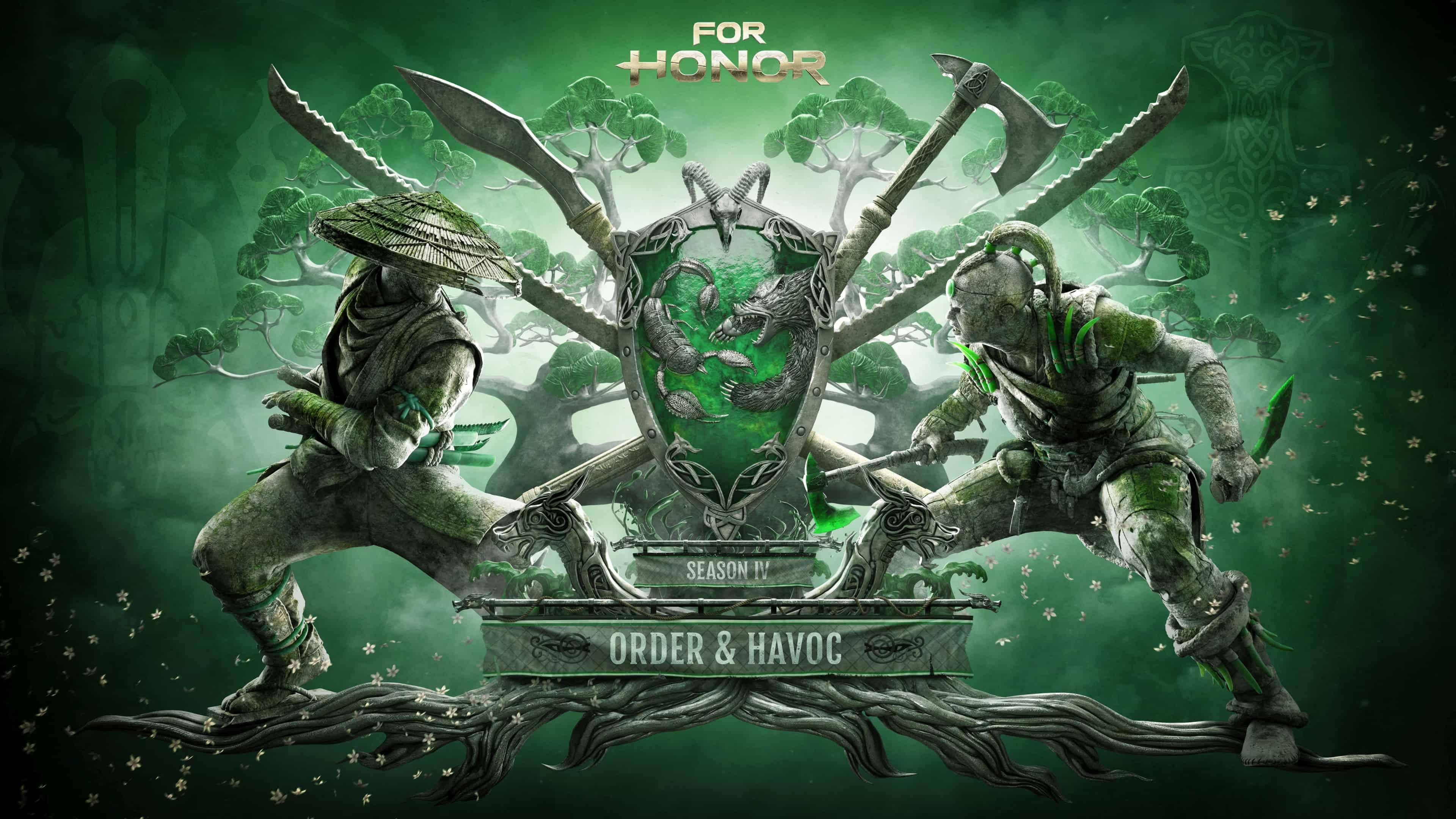 for honor season 4 order and havoc uhd 4k wallpaper