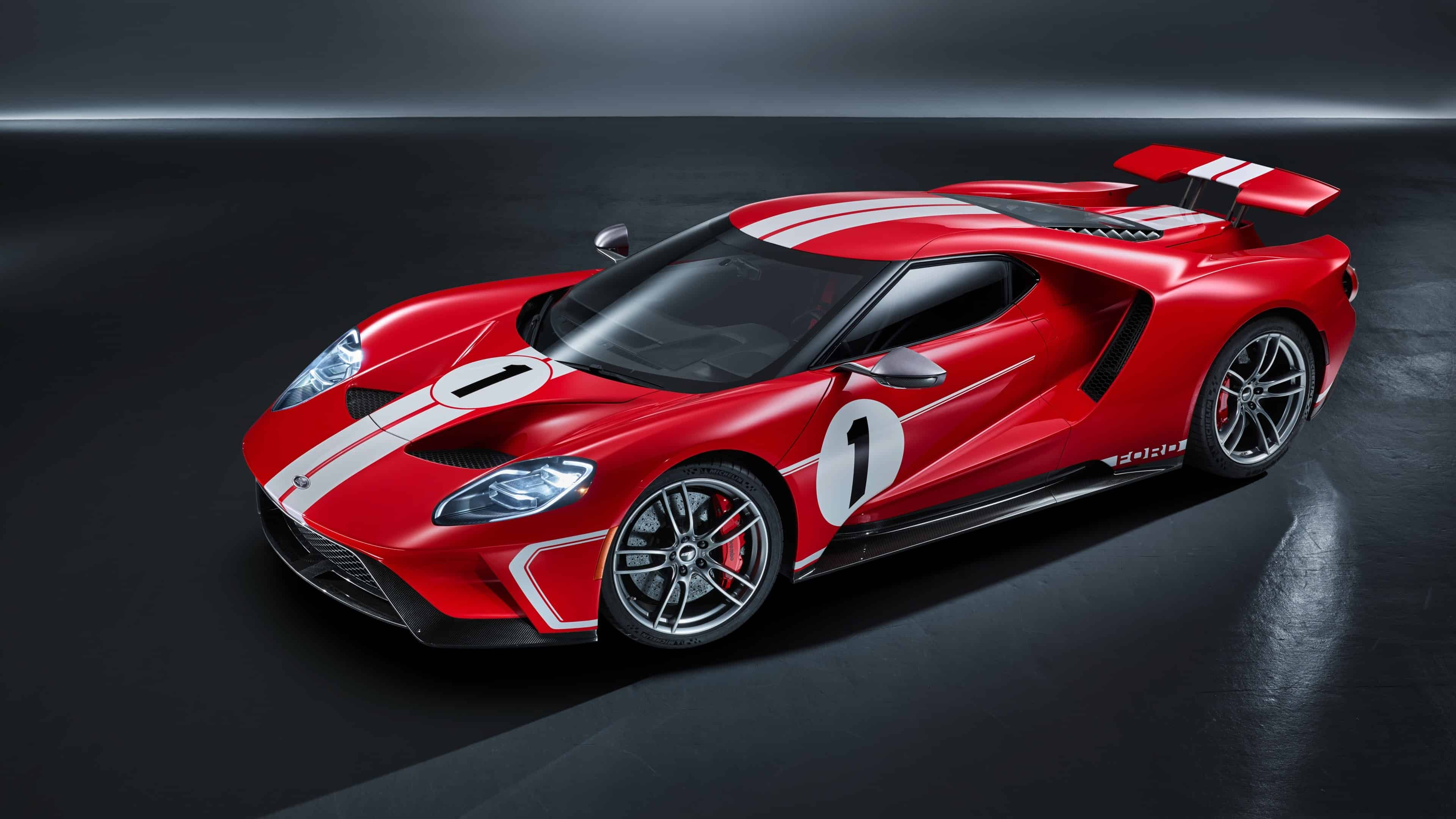 ford gt 67 heritage edition uhd 4k wallpaper