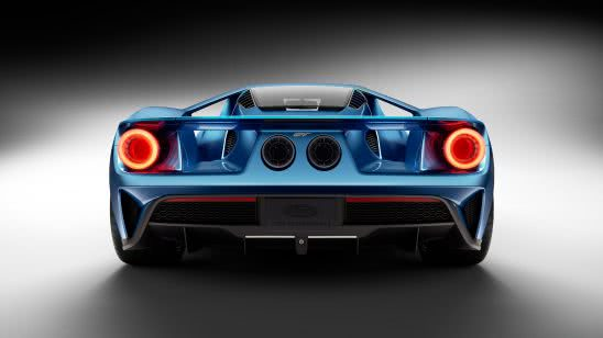 ford gt rear uhd 4k wallpaper
