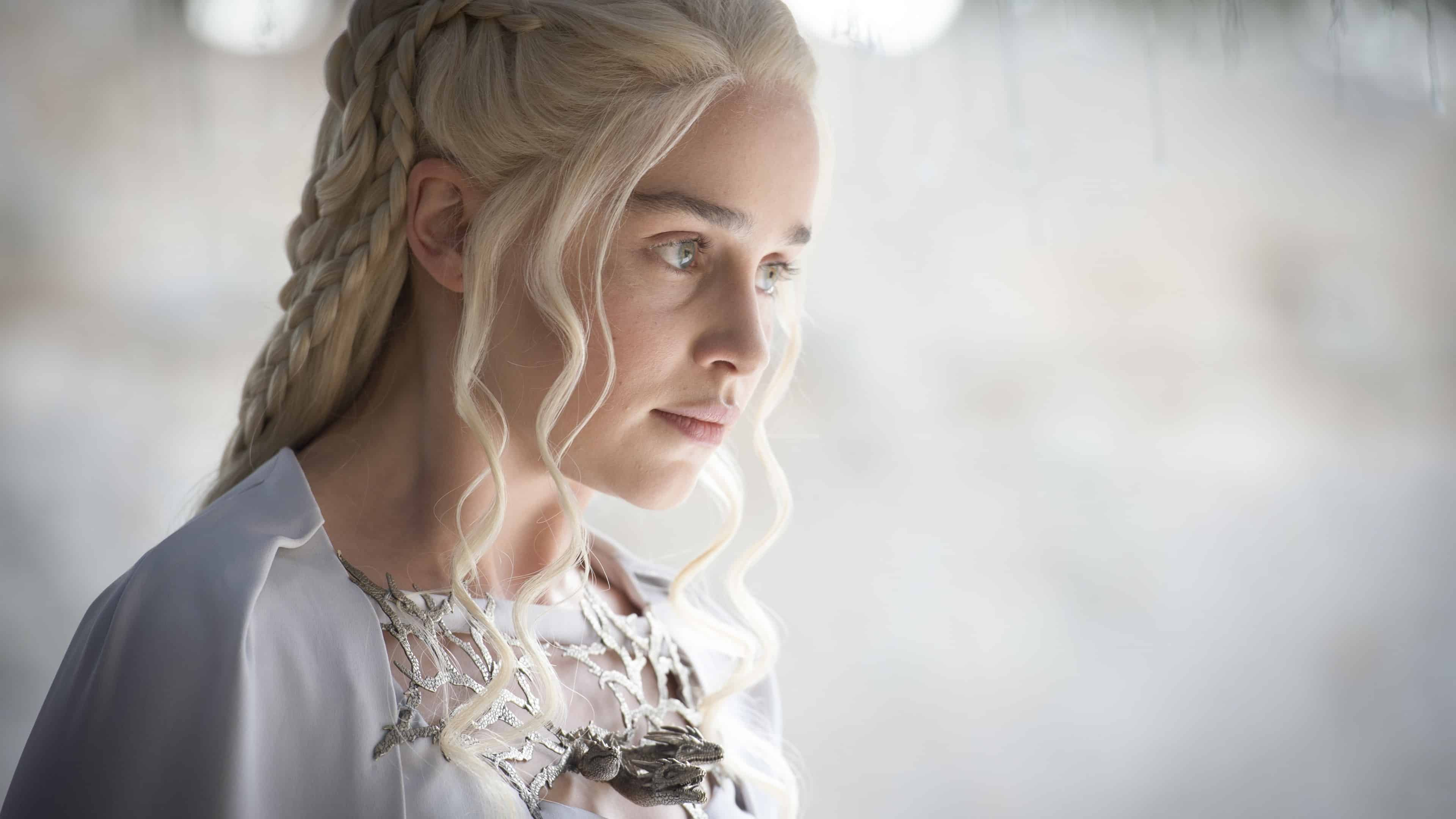 Game Of Thrones Mother Of Dragons Daenerys Targaryen Uhd 4k