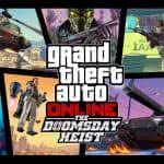 grand theft auto 5 online the doomsday heist dlc uhd 4k wallpaper