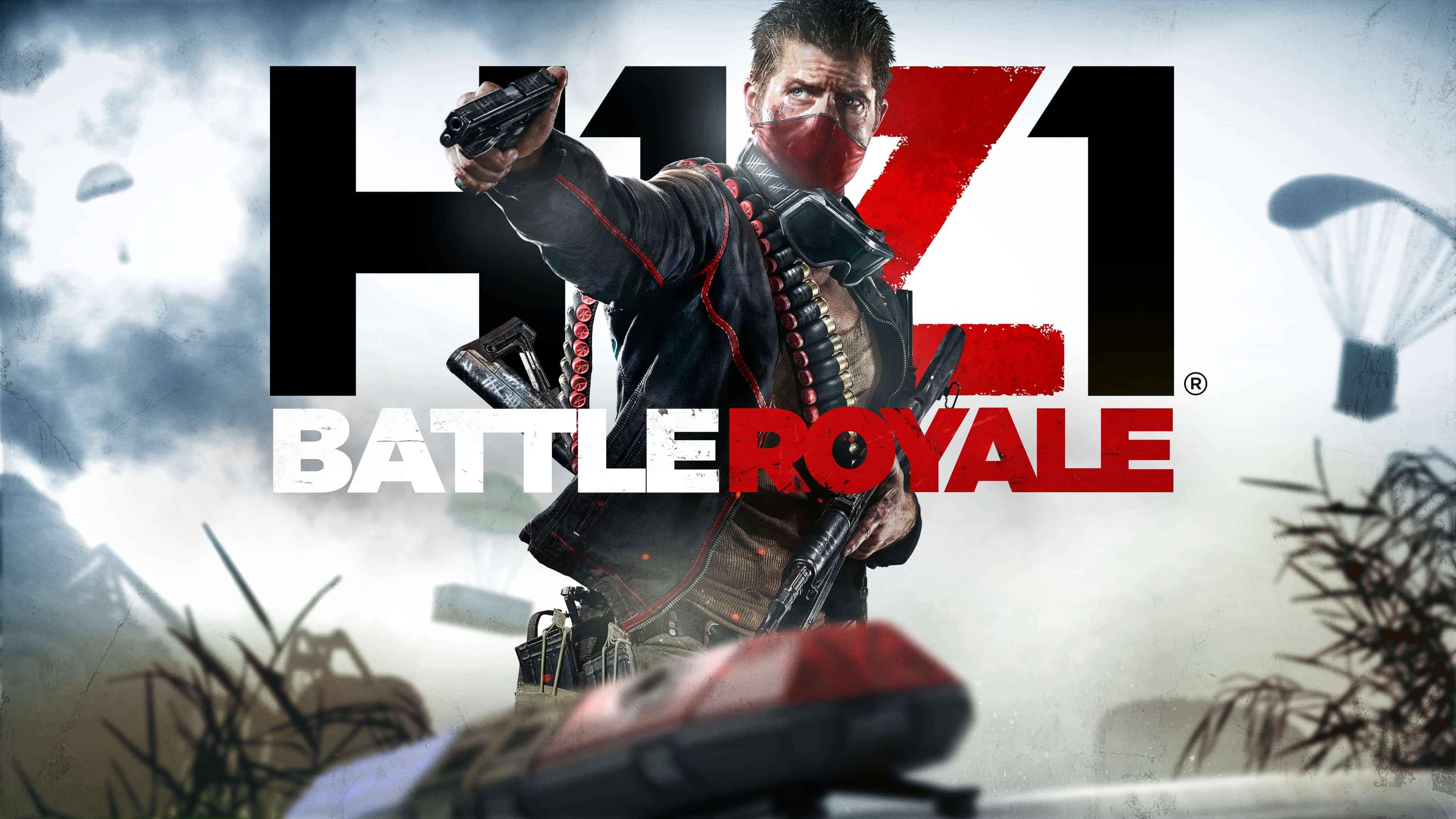 h1z1 battle royale uhd 4k wallpaper