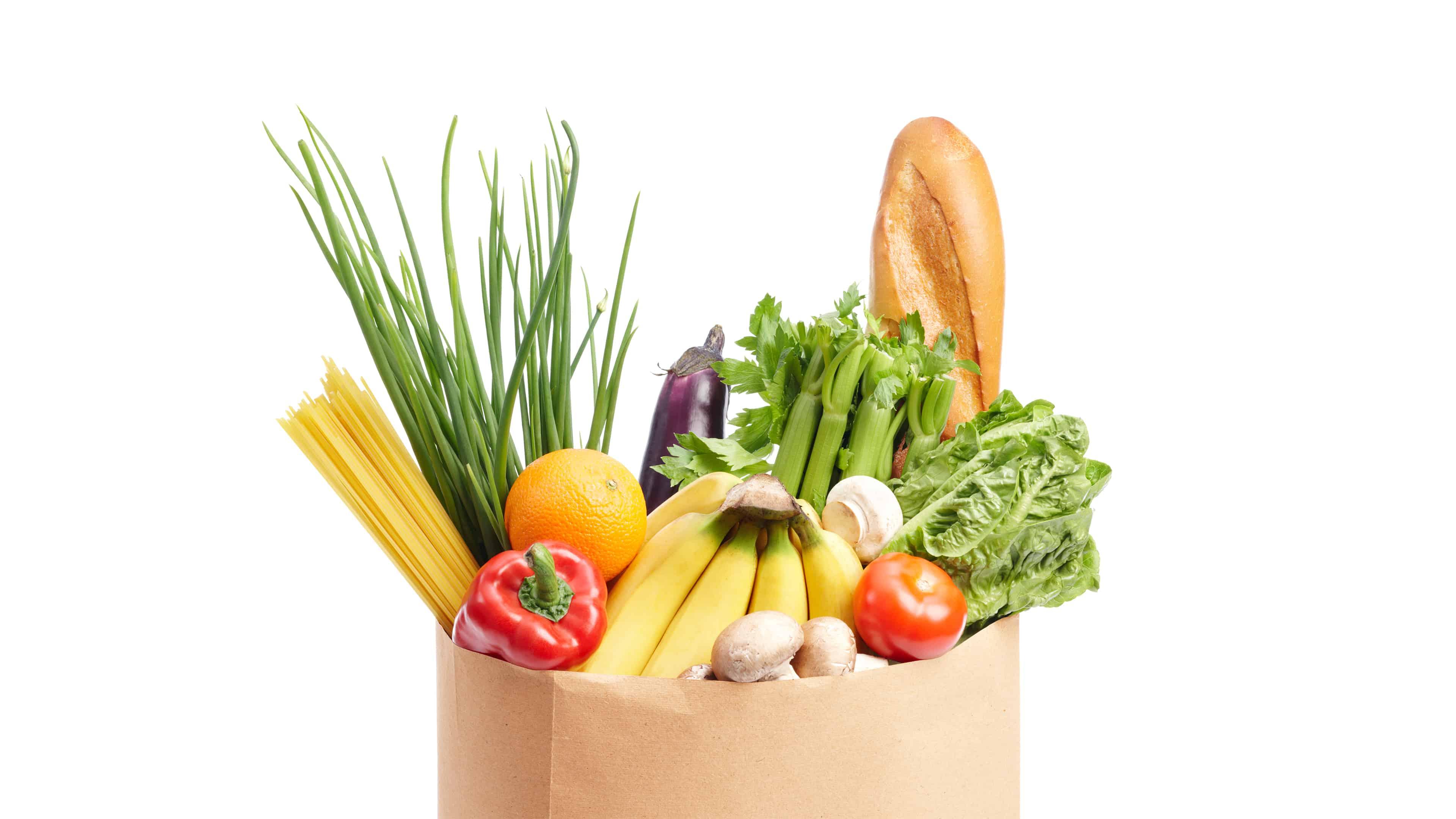 healthy groceries uhd 4k wallpaper