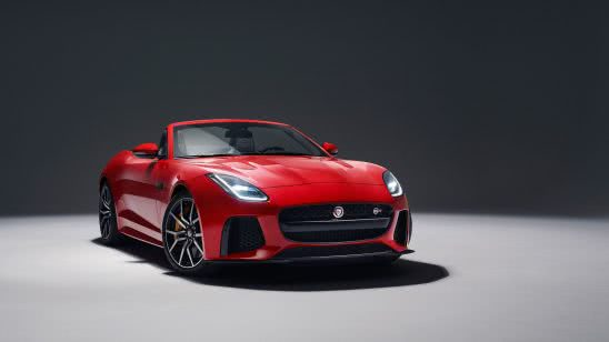 jaguar f type svr uhd 4k wallpaper