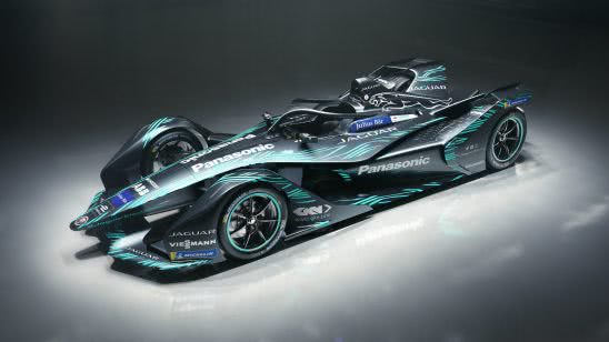 jaguar i type 3 formula e uhd 4k wallpaper
