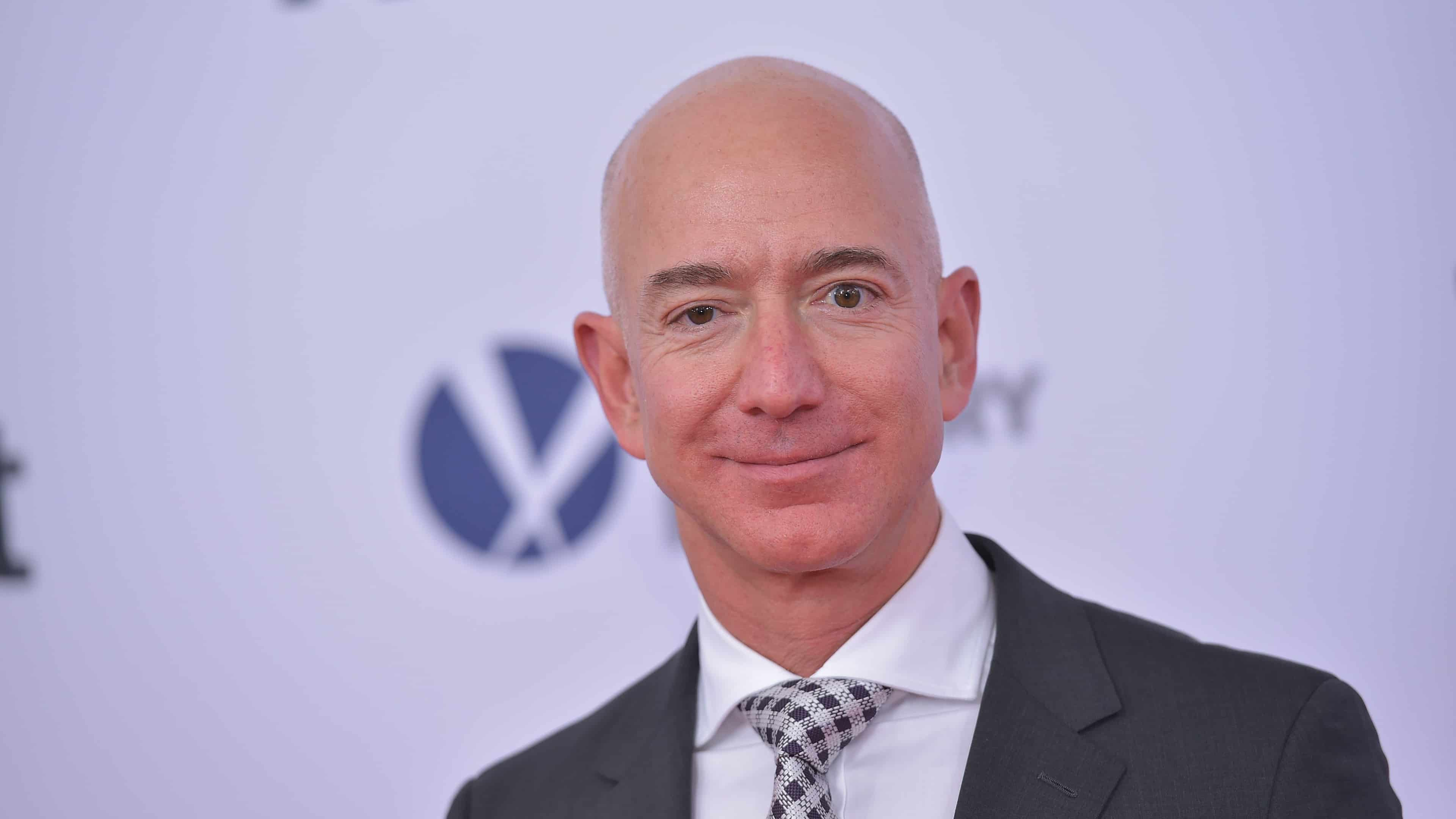 jeff bezos portrait uhd 4k wallpaper