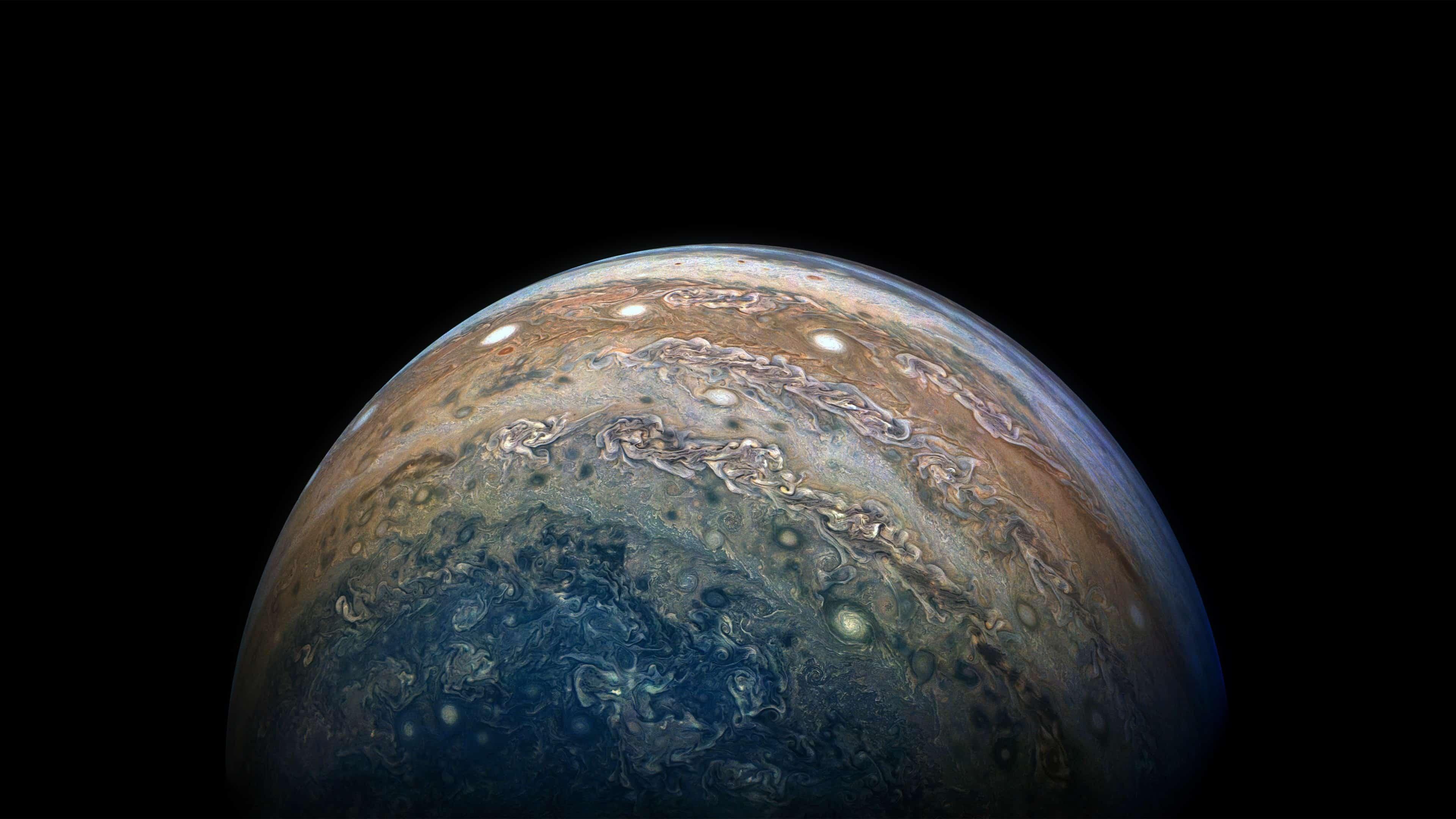 Jupiter Juno Mission Uhd 4k Wallpaper Pixelz