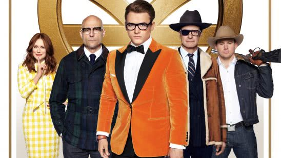kingsman the golden circle poster uhd 4k wallpaper