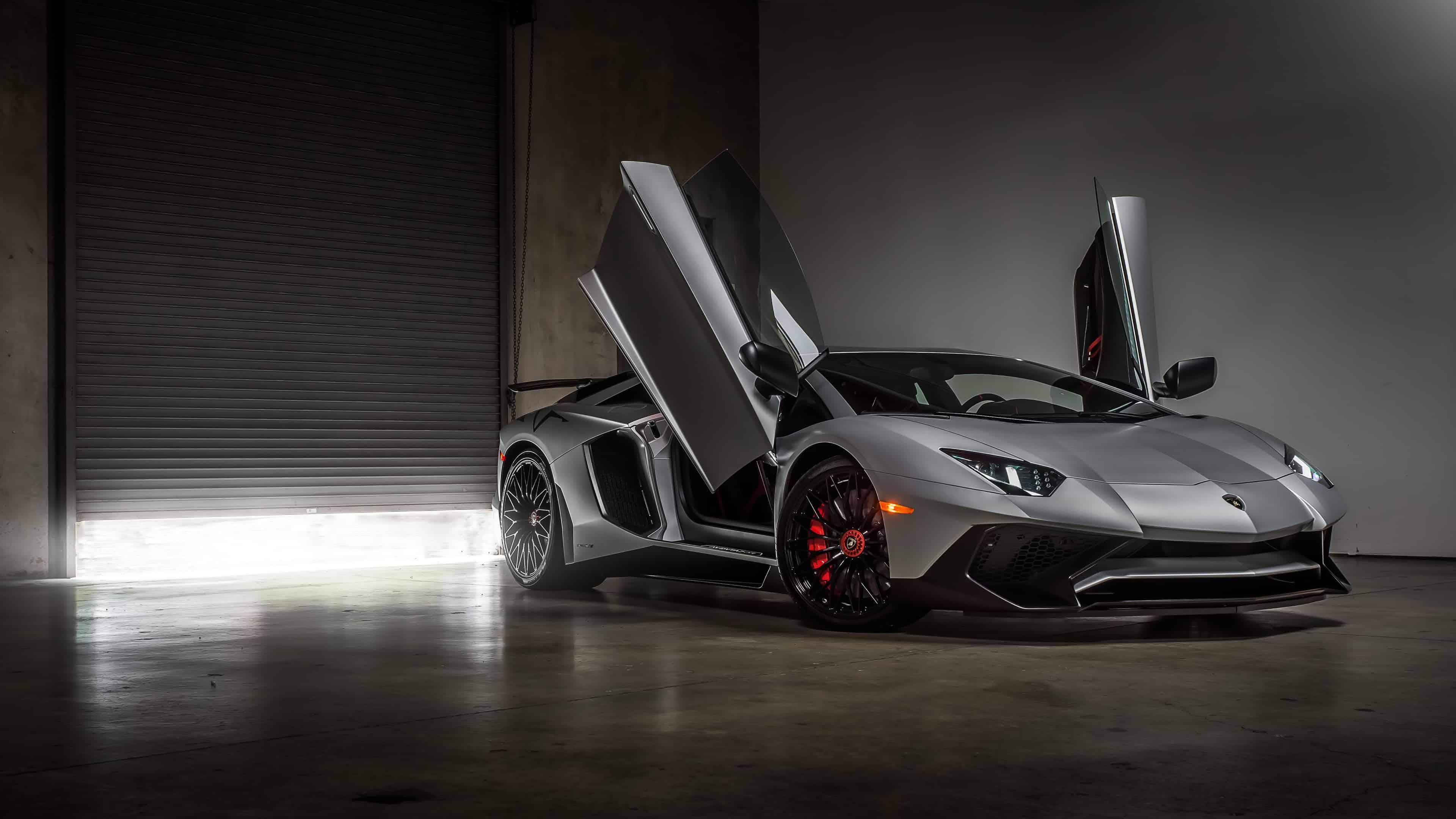 Lamborghini Aventador Lp 750 Superveloce Uhd 4k Wallpaper